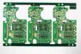 2 layers PCB for security camera